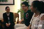 """在加拿大读研究生的这对情侣也是孔茵茵的""""老朋友""""。在加拿大读书期间,他们留学金融服务都是在这里办理的,中行的服务陪伴他们渡过了留学生活。当他们快毕业的时候,也希望以后能够成为加拿大中国银行的一员。"""