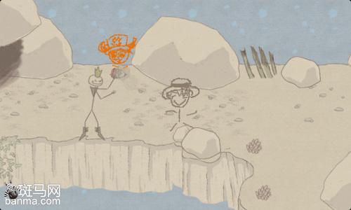 《画个火柴人》:故事发展我说了算_科技频道_凤凰网图片