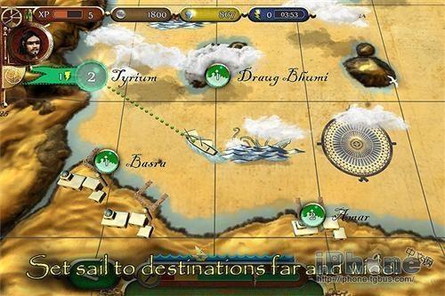 征服神秘岛屿 辛巴达航海记 评测