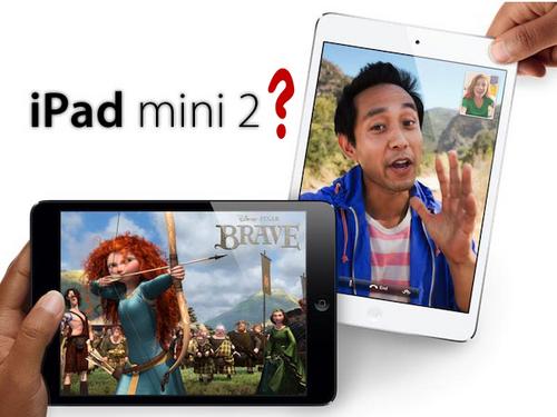 苹果ipad Mini 2有望3月发布(图片源自互联网)