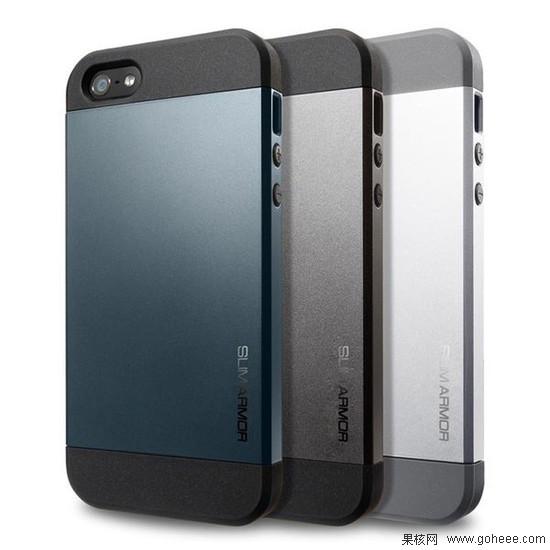 iPhone 5新品配件推荐之Slim Armor保护壳