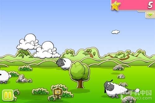 史上最萌的游戏 云和绵羊(冬季版)来袭