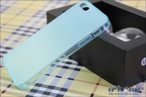苹果iphoen5专用 tpu材质软硅胶套评测