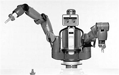 革命性的机器人巴克斯特(Baxter)