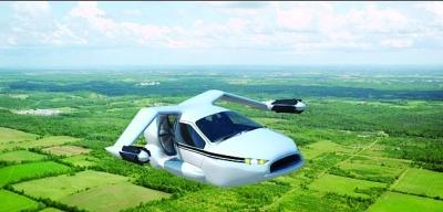 """汽车 我会/▲新一代""""过渡""""汽车""""TF/X""""概念图。..."""
