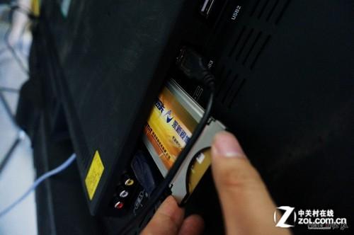ZOL网友试用国微视密卡