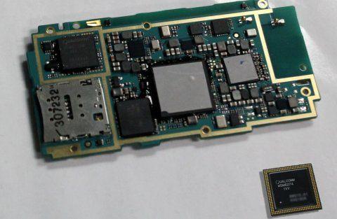 oppo n1主板谍照曝光 搭载骁龙800处理器