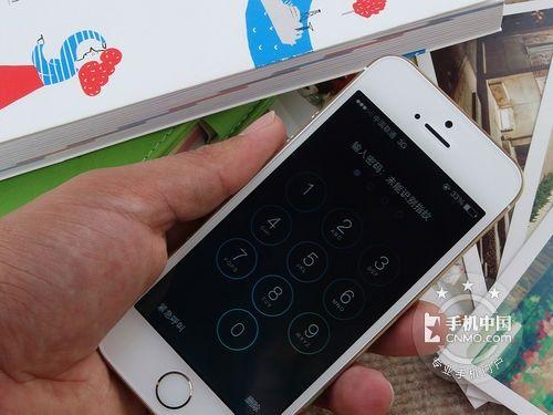 霸气土豪金 苹果iphone 5s西安现货