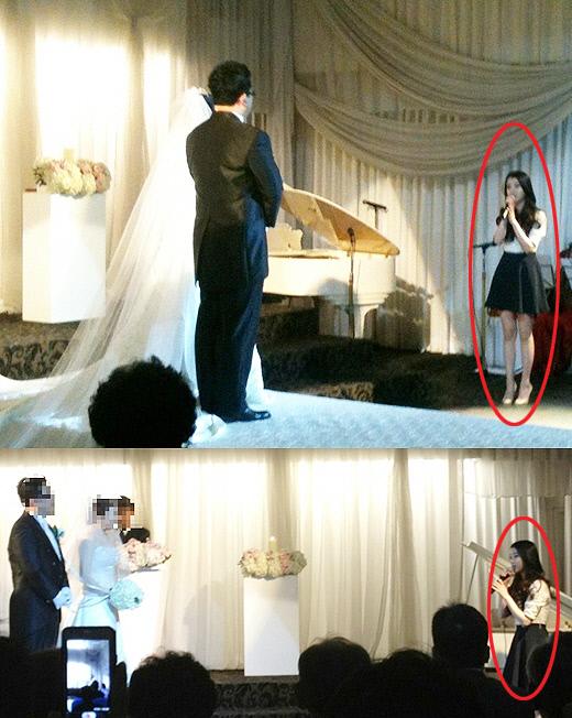 妹妹/韩国国民妹妹IU获邀做婚礼歌手纸片人身材令粉丝忧心
