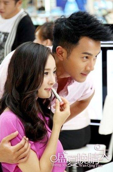 杨幂和刘恺威出演 盛夏晚晴天