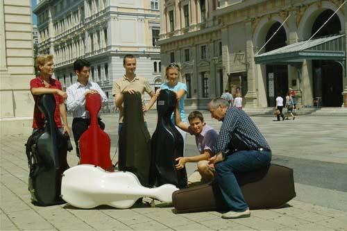 维也纳爱乐5 1大提琴室内乐团