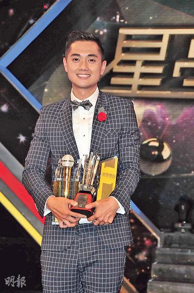 郑俊弘夺得《星梦》冠军,相信事业会更上一层楼