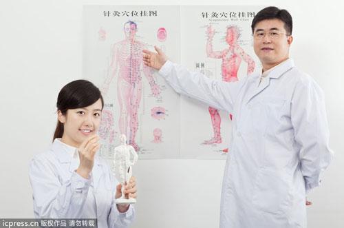 中医专家揭秘6个救命穴位_时尚频道_凤凰网