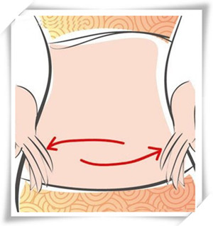 減肥 > 正文  按摩腰部帶脈對于減肥效果非常好.
