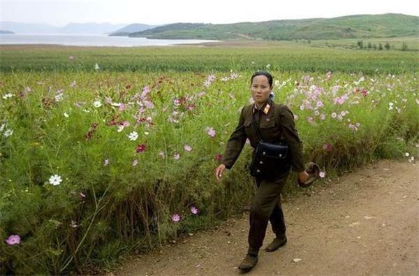 驢友實拍拒絕時尚的平壤 探究朝鮮審美觀念_旅游頻道圖片