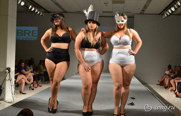 胖女人高清真人私穴�_据报道,这已是巴西第11届胖模时装秀,专门邀请那些自信而丰腴的女人