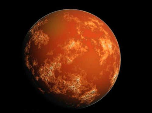 iphone自帶火星壁紙