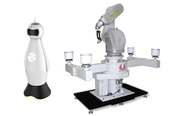 CITE 2016上機器人的新玩法