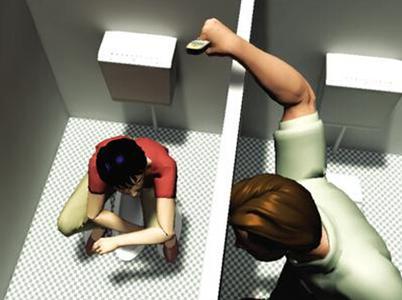 初中女厕所被拍_中年男子偷拍女生如厕被捉 专家称:这是病,需要治_湖北频道 ...