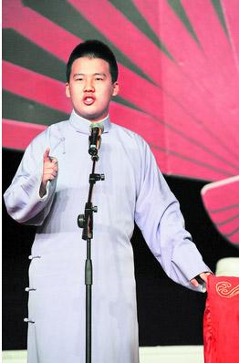 天津相声_郭麒麟简介_娱乐频道_凤凰网