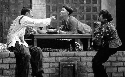 """太行奶娘演员_山西""""红剧""""唱""""红""""京城 《太行奶娘》获赞誉 太行奶娘 舞蹈 ..."""