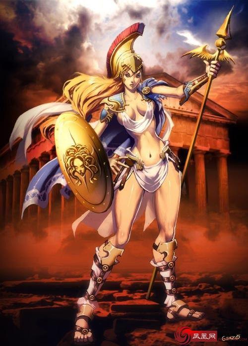 游戏资讯_网页游戏 游戏资讯 > 正文  雅典娜是艺术,工艺和妇女手工之神.