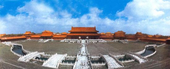北京金水桥图片_天安门金水桥有个双胞胎 盘点北京古桥_旅游频道_凤凰网