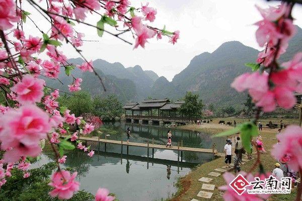 文山壩美風景區介紹