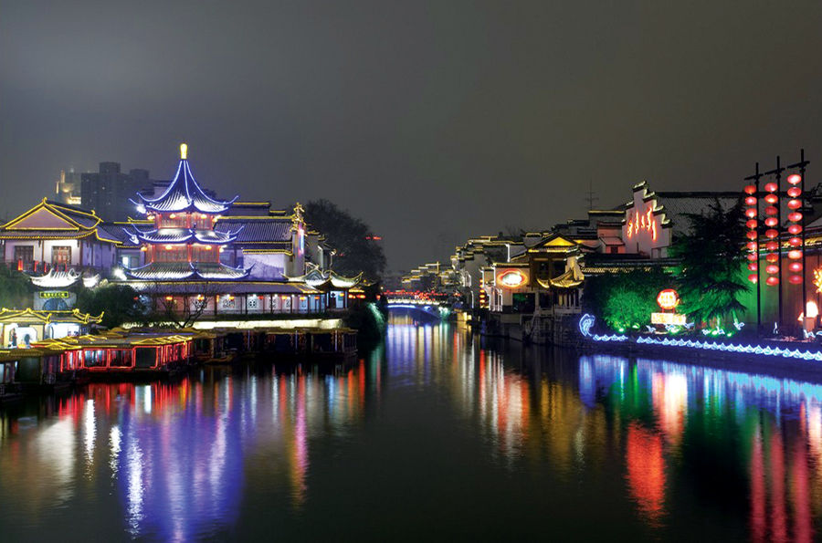 最美風景圖片 南京