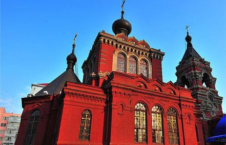 阿列克谢耶夫教堂