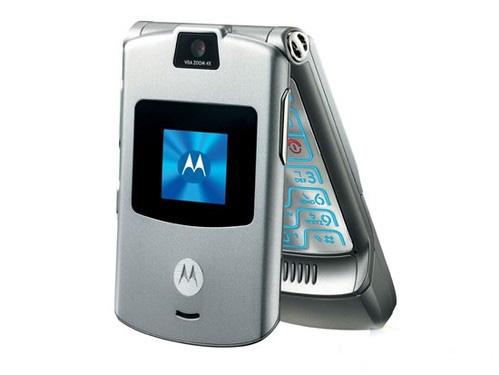 摩托罗拉v3上市时间_数码 数码资讯 > 正文   摩托罗拉raza v3:超薄翻盖手机 时间:2004年